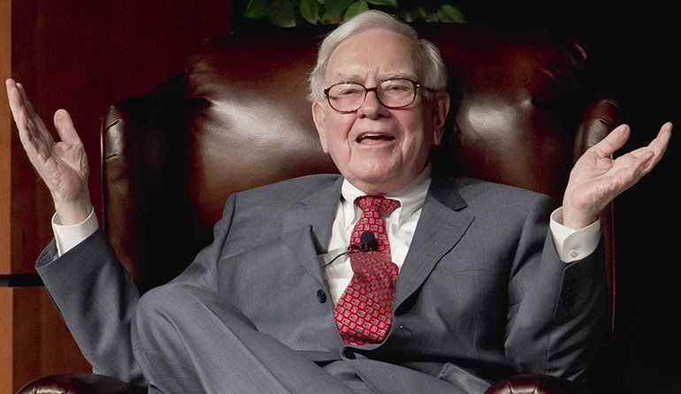 Online Harbour - Warren Buffets Favourite Books Of All Time