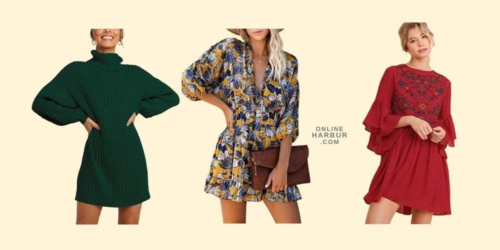 Online Harbour_Beautiful Women Casual Dresses